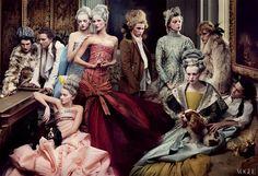 Marie Antoinette icône de la mode - Page 2