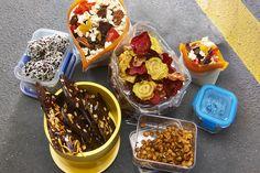 5 Portable Snack Recipes