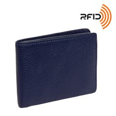 Ross Michaels Mens Leather Flip Up Passcase Wallet w/ RFID Insert ** See this great product.