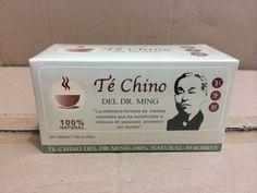 Te Chino Del Dr Ming 60 Bags* 2 Boxs Sliming Tea Diet Detox Fatburner Weightloss