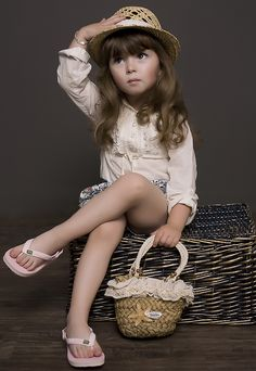 Maya Irene Wada (born May 18, 2008) fashion child model and actress from Russia. Photo by Olga Nalivaiko