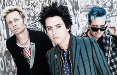 It has been announced by radio presenter Sophie K that Green Day are releasing their newest album on the of July at This will be their first release since Revolution Radio in 2016 - aside from Billie Joe Armstrong's collaboration on Morrise. Billie Joe Armstrong, Green Day Songs, Green Day Band, Good Charlotte, Stone Temple Pilots, Meghan Trainor, Asking Alexandria, Chainsmokers, Blink 182