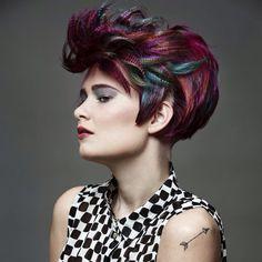Model:pien cremers Hair:chantal biloro Foto:petra holland Make up: niels jansen