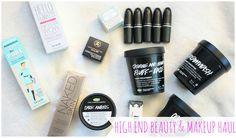 ♥ High End Beauty & Makeup Haul ♥