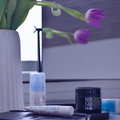 Did you read my thoughts on the Nip+Fab products? Otherwise you can still find the review on the blog - the link is in my bio 😘