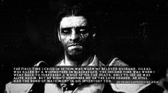 Skyrim Vilkas | The first time i cried in Skyrim was when my beloved husband, Vilkas ...