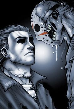 Michael Myers Vs. Jason