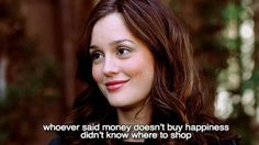 Hahaha love blair