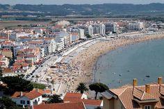 Praia de S. Martinho do Porto - http://praiaportugal.com/praia-de-s-martinho-do-porto/