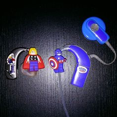 Halloween Cochlear Implant Skins