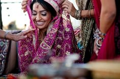 Indian Wedding Ceremony by Brandon Wong Photography