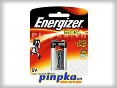 Pin 9V Energizer Max Alkaline - Hotline: 0903976887 (Ms.Lan Anh) - Email: phongkimanh8@gmail.com - Yahoo: pinpka
