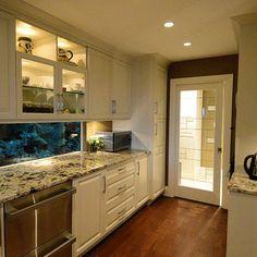 Exclusive Indigo Penthouse- Luxurious Interior, Gulf Views & Beach ...   {Pantryküche design 59}