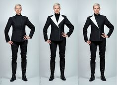 3 ways to wear a suit. Strictly Me Autumn/Winter Fall Winter, Autumn, Professional Women, Business Fashion, Suits, Collections, How To Wear, Dresses, Style