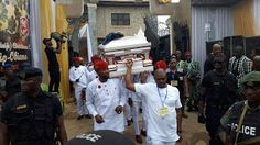 Obiano mother's burial: Southeast governors shun Obiano ministries govt offices shutdown    By Okechukwu Onuegbu  Anambra State ministries parastatals and the State House of Assembly were unofficially shutdown on Thursday following the burial of late Mrs. Chriatiana Obiano the matriarch of Governor Willie Obiano and his siblings.  That was even no single governor from Southeast states of Enugu Imo Abia Ebonyi and Ebonyi graced the burial although their wives came.  News48hour who visited the…