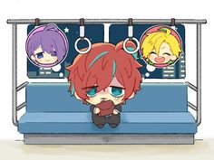 Chibi Boy, Anime Chibi, Manga Anime, Cute Boy Drawing, Zombie Vampire, All Star, Rap Battle, Diabolik Lovers, Cool Cartoons