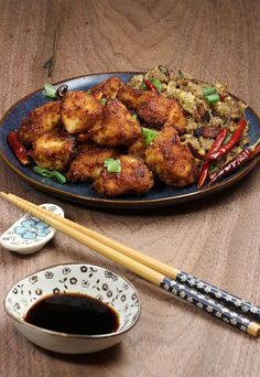 Keto Bites: General Tso's Chicken   Ruled Me