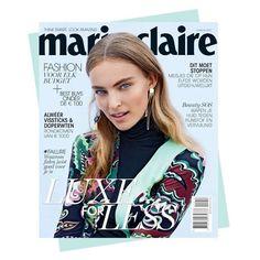 Yes! Marie Claire's oktobernummer ligt morgen in de winkel! Deze editie is all about luxe for less  Word abonnee en krijg vanaf nu Marie Claire als eerste in de bus koop hem in de winkel of online! Fotografie: @katelijneverbruggen styling: @annasokolowska make-up & haar: @magdalenaloza model: @ymrestiekema  via MARIE CLAIRE NL MAGAZINE MAGAZINE OFFICIAL INSTAGRAM - Celebrity  Fashion  Haute Couture  Advertising  Culture  Beauty  Editorial Photography  Magazine Covers  Supermodels  Runway…