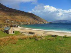 Achill Island, off the west coast of Ireland.
