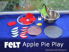 30+ Apple Crafts, Activities, and More The Kids Love *Alphabet Apple Treeby No Time For Flashcards