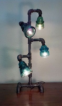 1000+ ideas about Pipe Lamp on Pinterest | Steampunk Lamp, Lamps ...