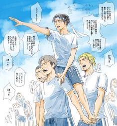 Levi Squad, Rivamika, Eruri, Attack On Titan Anime, Being Good, Best Waifu, Fan Art, Instagram Posts, Chill