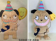 Budsies.com   This Toy Company Will Turn Your Kid's Doodles Into An Awesome Stuffed Animal