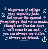 I'd love to catch up with some of my sisters from Gamma Tau 1977 ... anyone out there?