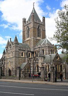 christ church cathedral dublin - Google Search