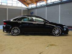 German Accord CL9 TypeS -> WORK / GReddy / Mugen - Honda-Tech