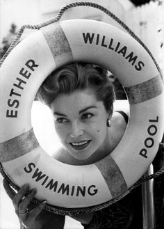 Esther Williams at the Grand :D