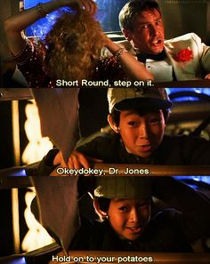 If Adventure Has A Name, It Must Be Indiana Jones