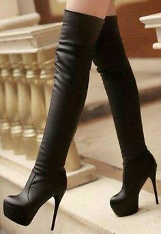 A media pierna ¡hermosas!