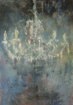"Saatchi+Online+Artist+Laura+Beatrice+Gerlini;+Painting,+""Light+and+shadow""+#art"