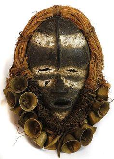 Dan mask, Liberia........................d