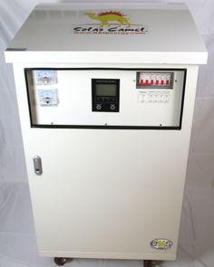 Solar Camel® 3000a energy manager 200 Ah