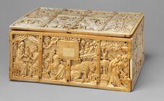 4th century bone box