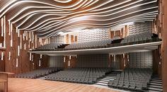 auditorium design standards - Google Search