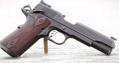 Larry Vickers welcomes back one of his first ever 1911 pistols.
