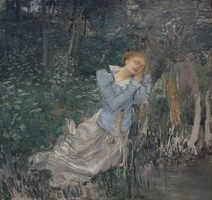 Jules Bastien-Lepage, Ophelia (1881)
