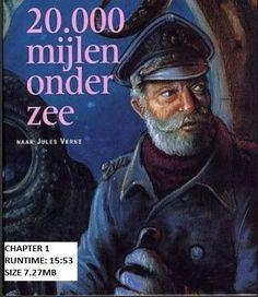 Chapter 1: Dutch Language Audiobook 20.000 Mijlen onder Zee by Jules Verne
