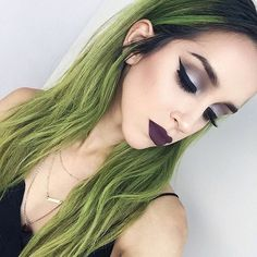 Witchy in #JINX! via @linabugz Sign up to be notified once Jinx is released on limecrime.com/velvetines/