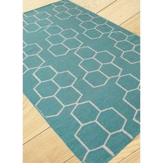 Honeycomber rug (various colours)