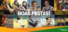 AUCON MARKETING ESPORTIVO : BOAS FESTAS