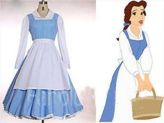 peasant belle costume - Google Search