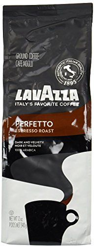 Lavazza Ground Coffee Gran Aroma 340g 2pack ** You can find more details by visiting the image link.