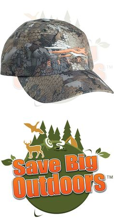Hats and Headwear 159035: Sitka Gear Hunting Cap Timber Optifade Camo Duck Waterfowl - 90101-Tm-Osfa -> BUY IT NOW ONLY: $30 on eBay!