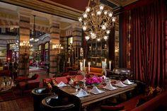 Pera Palace Hotel Jumeirah - Library