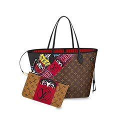 Neverfull MM Monogram in WOMEN's HANDBAGS collections by Louis Vuitton