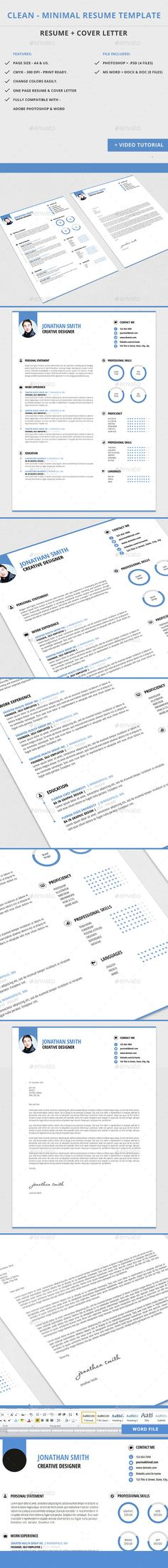 Modern Resume Template Modern resume template, Modern resume and - executive resume templates word